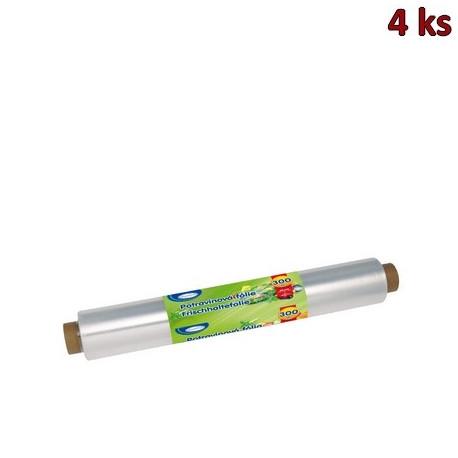 Potravinová fólie 45 cm x 250 m, 8 µm [4 ks]