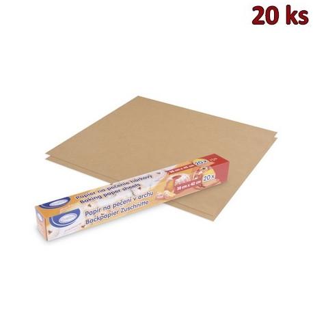 Papír na pečení v archu 38 x 42 cm [20 ks]