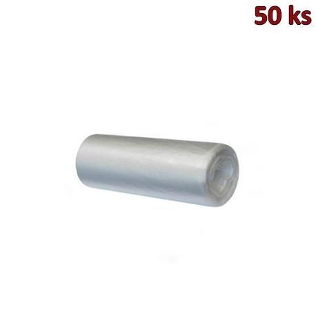 Sáčky do koše transparentní 49 x 60 cm, 30 l [50 ks]
