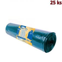 Pytle na odpadky modré 70x110cm,120 l, Typ 70 [25 ks]