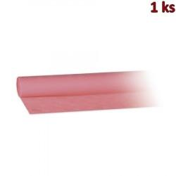 Papírový ubrus v roli 8 x 1,20 m růžový [1 ks]