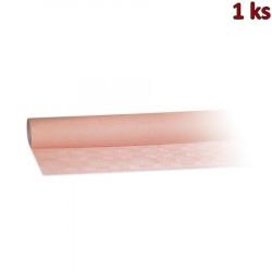 Papírový ubrus rolovaný 8 x 1,20 m apricot [1 ks]