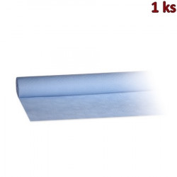 Papírový ubrus rolovaný 8 x 1,20 m světle modrý [1 ks]