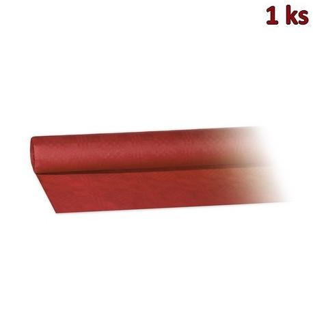 Papírový ubrus rolovaný 8 x 1,20 m bordový [1 ks]
