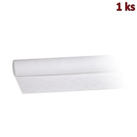 Papírový ubrus v roli 10 x 1,20 m bílý [1 ks]
