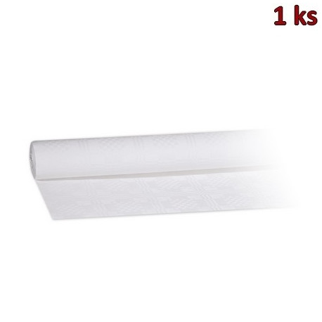 Papírový ubrus v roli 50 x 1,20 m bílý [1 ks]