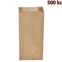 Svačinové papírové sáčky hnědé 5 kg (20+7 x 43 cm) [500 ks]