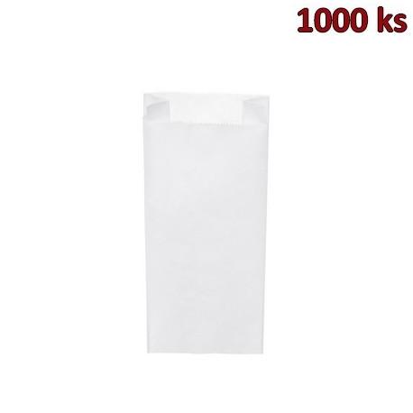 Svačinové papírové sáčky bílé 2,5 kg (15+7 x 35 cm) [1000 ks]