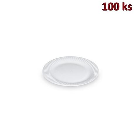 Papírové talíře mělké Ø 15 cm [100 ks]