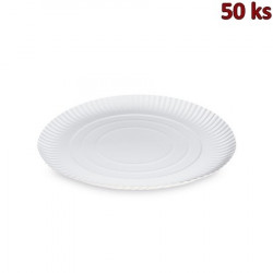 Papírové talíře hluboké Ø 29 cm [50 ks]