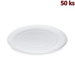 Papírové talíře hluboké Ø 32 cm [50 ks]