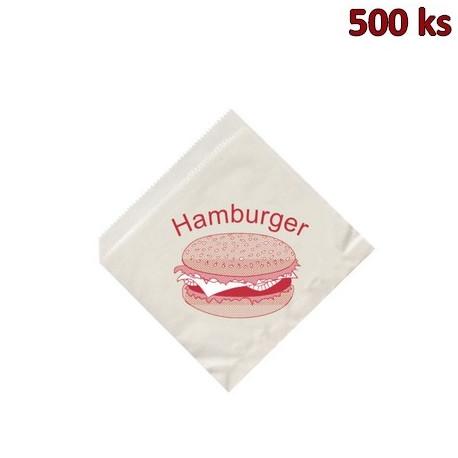 Sáčky na hamburger 14 x 14 cm [500 ks]