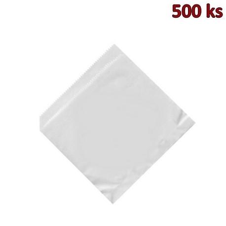 Papírové sáčky (HAMBURGER/KEBAP) bílé 16x16cm [500 ks]