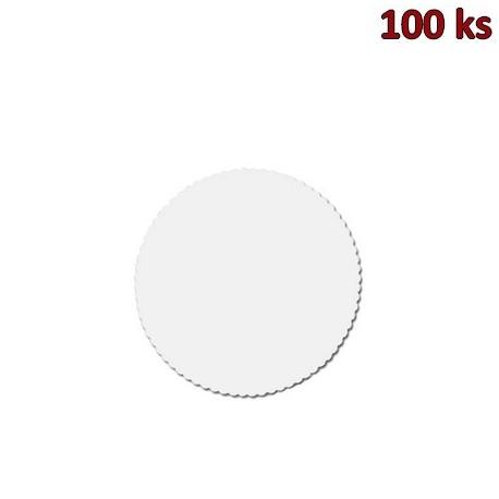 Dortové podložky pod dort Ø 18 cm [100 ks]