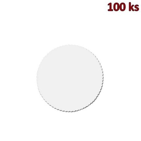 Dortové podložky pod dort Ø 20 cm [100 ks]