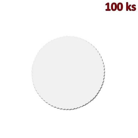 Dortové podložky pod dort Ø 24 cm [100 ks]