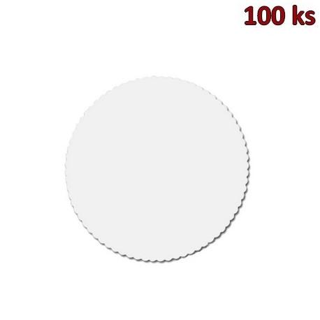 Lepenkové podložky pod dort Ø 28 cm [100 ks]