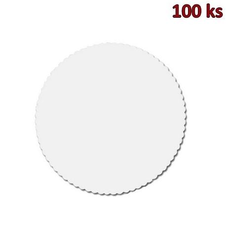 Lepenkové podložky pod dort Ø 32 cm [100 ks]