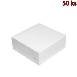 Dortová krabice 22 x 22 x 9 cm [50 ks]