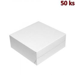 Dortová krabice 25 x 25 x 10 cm [50 ks]