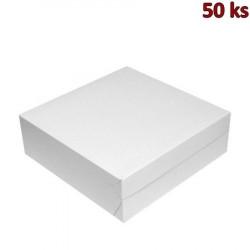 Dortová krabice 30 x 30 x 10 cm [50 ks]