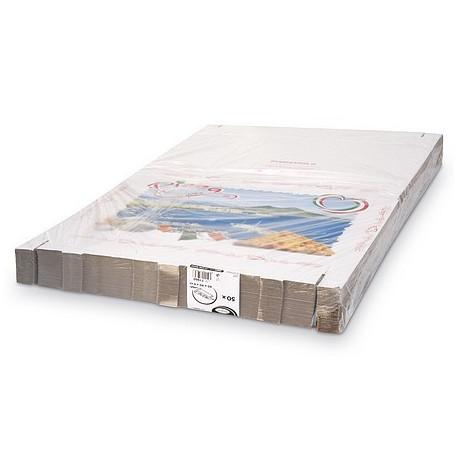 Krabice na pizzu z vlnité lepenky 60 x 40 x 5 cm [50 ks]