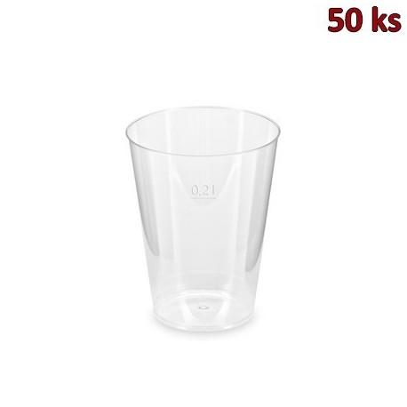 Kelímek krystal 0,2 l [50 ks]