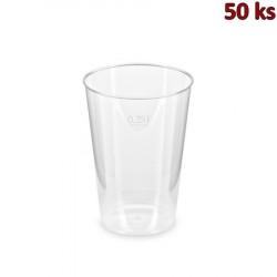 Kelímek krystal 0,25 l [50 ks]