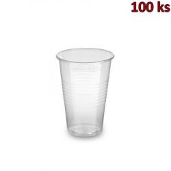 Plastový kelímek průhledný 0,2 l PP (Ø 70 mm) [100 ks]