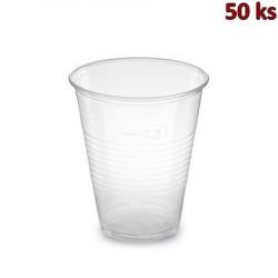 Plastový kelímek průhledný 0,3 l PP (Ø 95 mm) [50 ks]