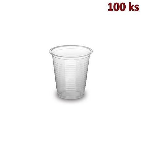 Kelímek průhledný 0,08 l PP (Ø 57 mm) [100 ks]