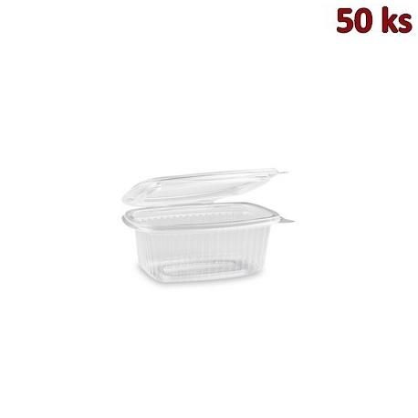 Krabička na potraviny s víčkem 250 ml PP [50 ks]