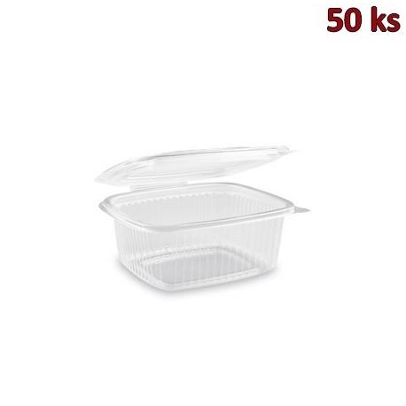 Krabička na potraviny s víčkem 500 ml PP [50 ks]