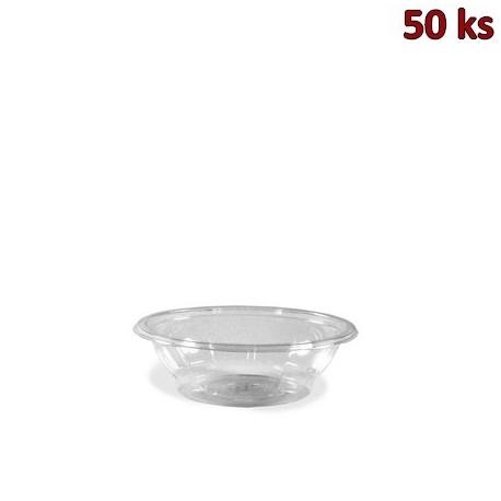 Salátová miska průhledná 500 ml PET [50 ks]