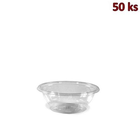 Salátová miska průhledná 600 ml PET [50 ks]