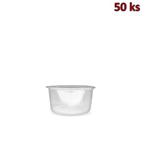 Dresinková miska průhledná 100 ml PP [50 ks]