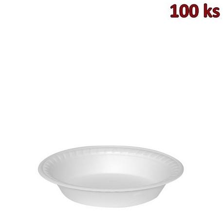 Termo-talíř hluboký 600 ml, bílý, Ø 22,5 cm [100 ks]