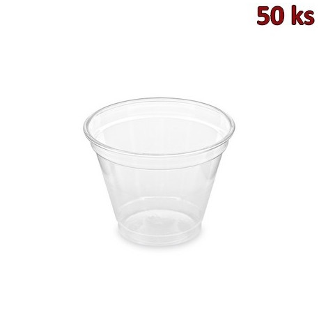 Kelímek z PET 250 ml (Ø 95 mm) [50 ks]
