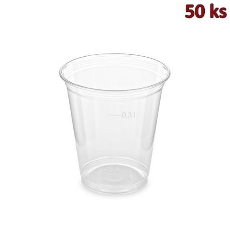 PET kelímek 0,3 l (Ø 95 mm) [50 ks]