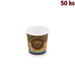 Papírový kelímek Coffee to go 110 ml, XS (Ø 62 mm) [50 ks]