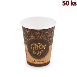 Papírový kelímek Coffee to go 420 ml, L (Ø 90 mm) [50 ks]
