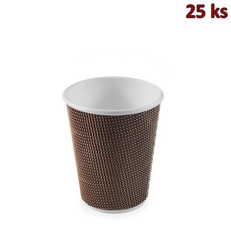 Papírový kelímek PREMIUM 420 ml, L (Ø 90 mm) [25 ks]