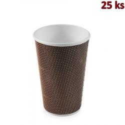 Papírový kelímek PREMIUM 510 ml, XL (Ø 90 mm) [25 ks]