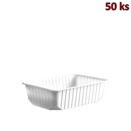 Vanička na potraviny bílá 750 ml PP [50 ks]