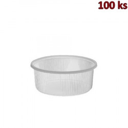 Plastová miska kulatá 200 ml PP [100 ks]