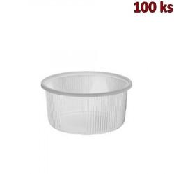 Miska kulatá průhledná 250 ml PP [100 ks]