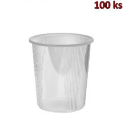 Miska kulatá průhledná 500 ml PP [100 ks]