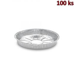 Talíř kulatý ALU (600 ml) Ø 19,5 x 2,5 cm [100 ks]