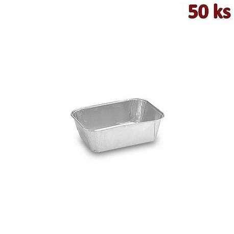 ALU miska hranatá 550 ml 14,9 x 10,9 x 4,5 cm [50 ks]