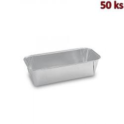 ALU miska hranatá 1090 ml 23,2 x 10,8 x 6 cm [50 ks]